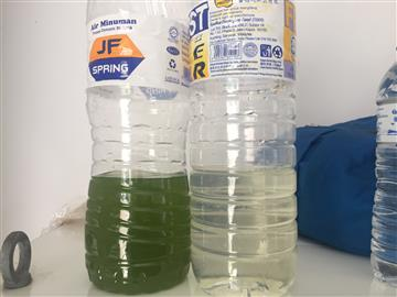 碟式ballbet网页版登录应用于小球藻的分离